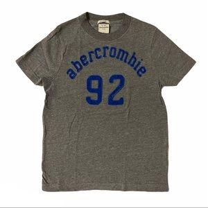 ABERCROMBIE KIDS Boy's Short Sleeve Tshirt Size S
